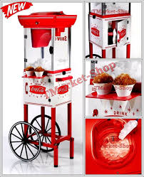 coke premium machine commercial coca cola snow cone cart maker
