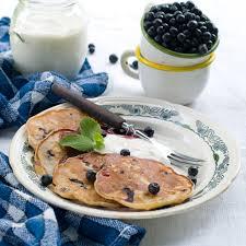 blueberry pancakes 5 points laaloosh
