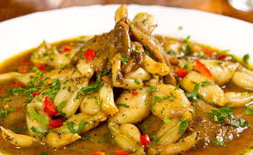 grenouille cuisine cuisses de grenouille à la vietnamienne wecook