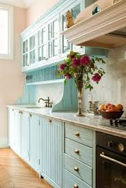 Kitchen Distressed Turquoise Kitchen Cabinets Home Design Ideas Traditional Blue Kitchen Cabinets 05 Crown Point Com Kitchen