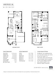 100 metricon home floor plans the daydream series resort