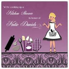 Bridal Shower Greeting Wording Kitchen Recipe Shower Invitation Wording Paperstyle