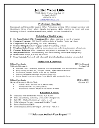 Welder Resume Sample by Medical Billing Supervisor Resume Sample Http Resumesdesign