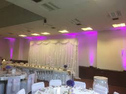 wedding backdrop hire newcastle darlington county durham starlit floors letters
