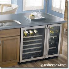 under cabinet wine cooler under counter wine cooler tips and advice