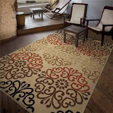 5x8 Area Rugs Decor Clarkston Mandalay 5x8 Area Rugs With Chairs And Table For