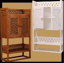 Bamboo Wall Cabinet Bathroom Wicker Bathroom Wall Shelf Wicker Wall Cabinet Rattan Bathroom