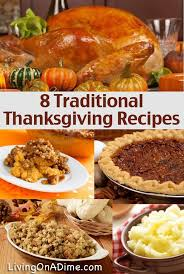 Traditional Thanksgiving Recipes 8 Traditional Thanksgiving Recipes Here Recipes