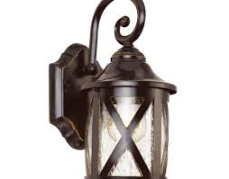 entertain exterior light fixture with electrical outlet tags