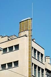 si e social bruxelles architecture moderniste en belgique wikipédia