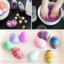 easter egg surprises shopkins eggs science activity left brain craft brain