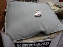 costco pet beds kirkland signature rectangular pet bed