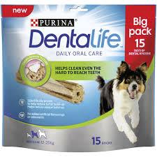 dentalife dog chew medium 15pk 345g at wilko com