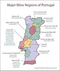 Oregon Wineries Map by Swe Wine Map 2015 U2013 Portugal U2013 Wine Wit And Wisdom