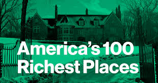 Small Country Towns In America America U0027s 100 Richest Places
