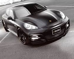 porsche panamera bodykit wald international black bison aerodynamic kit porsche