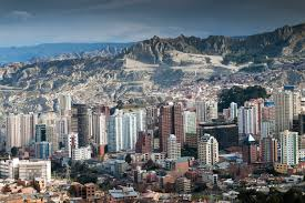 this is the cheapest country to live in la paz country and bolivia