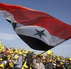 Th Flag Syrien Und Hisbollah Die Achse Des Bösen Bekommt Risse Welt