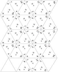 multiplication fact practice worksheets worksheets