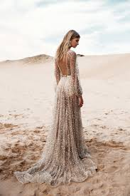 30 stunning long sleeve wedding dresses bridal musings