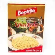 cuisine a et z bechtle spaetzle 9 oz frankenmuth bavarian inn restaurant