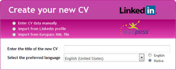 how to build or create a cv in 32 seconds u2013 comoto