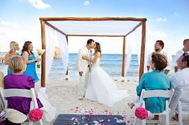 wedding ceremony riu ocho rios hotel jamaica destination