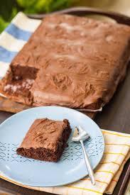 cocoa fudge cake recipe tarikasingh