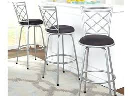 Bar Stool Sets Of 3 Bar Stools Set This Modern White Leather Stool Set Comes With 2