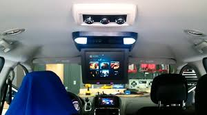 overhead monitor how to 2012 caravan ac control relocation