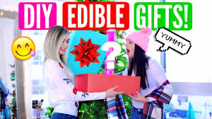 christmas gifts for diy edible gift ideas diy christmas birthday gifts for friends