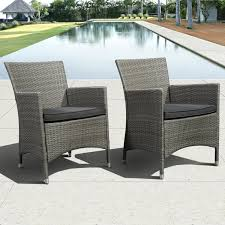 Gray Patio Furniture Sets Amazon Com Atlantic 7 Piece Grand New Liberty Deluxe Rectangular