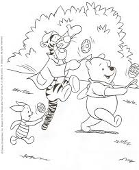 33 colouring pages pooh images drawings
