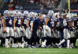 rivers chargers beat fading cowboys 28 6 on thanksgiving nbc