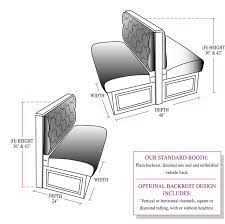 selected furniture booths guide selected furniture booths guide fifties