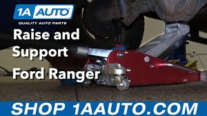 where to lift jack up and support ford ranger buy quality auto