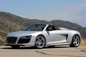 Audi R8 V10 Spyder - news audi r8 v10 spyder most efficient through the lightweight