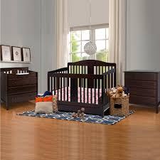 Davinci Jamie 4 In 1 Convertible Crib by Davinci 3 Piece Nursery Set Thenurseries