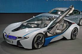 light green bmw bmw vision efficient dynamics gets the production green light