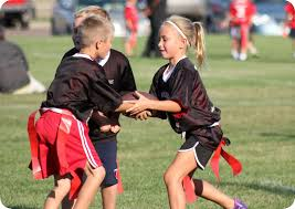 Coed Flag Football League Aberdeen Family Y Newsletter October 2012