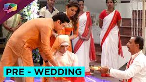 kartik and naira s pre wedding traditions