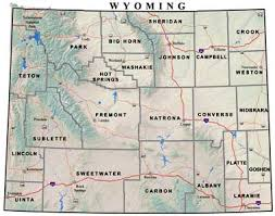 map of wyoming blm wyoming