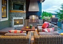 Fireplace Opening Covers by Unique And Practical Outdoor Fireplace Ideas U2013 Univind Com