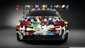 bmw colorful bmw colorful cars paint artwork vehicles race car bmw