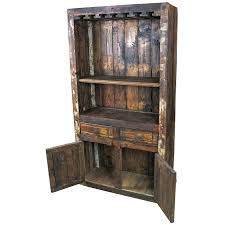 Rustic Bar Cabinet Rustic Cabinet Rustic Wood Open Wine Bar Cabinet Leola Tips