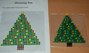 best picture of bead christmas ornament patterns all can