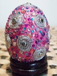 foam easter eggs decorated foam eggs craft n home