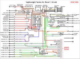 car wiring rover12024av land wiring diagrams car cruiser forum