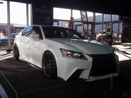 lexus gs350 f sport custom lexus performance blog november 2011