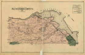 Map Of The State Of Virginia by File 1878 Alexandria County Virginia Jpg Wikimedia Commons